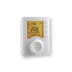 Thermostat programmable filaire pour chaudière ou PAC non réversible - 230V - Tybox 127