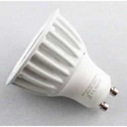 ampoule led vossloh schwabe gu10 6w 230v blanche. Black Bedroom Furniture Sets. Home Design Ideas