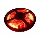 Ruban LED 5m 14,4W/m Rouge intérieur IP20