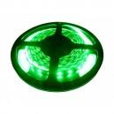 Ruban LED 5m 14,4W/m Vert intérieur IP20